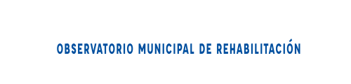 Observatorio Municipal de Rehabilitación
